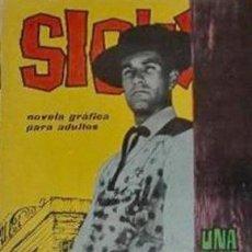 Tebeos: SIOUX-TORAY- Nº 28 -UNA ESTRELLA SIN SHERIFF-1965-ALFONSO FONT- MUY ESCASO Y DIFÍCIL-BUENO-LEAN-4794. Lote 264445834