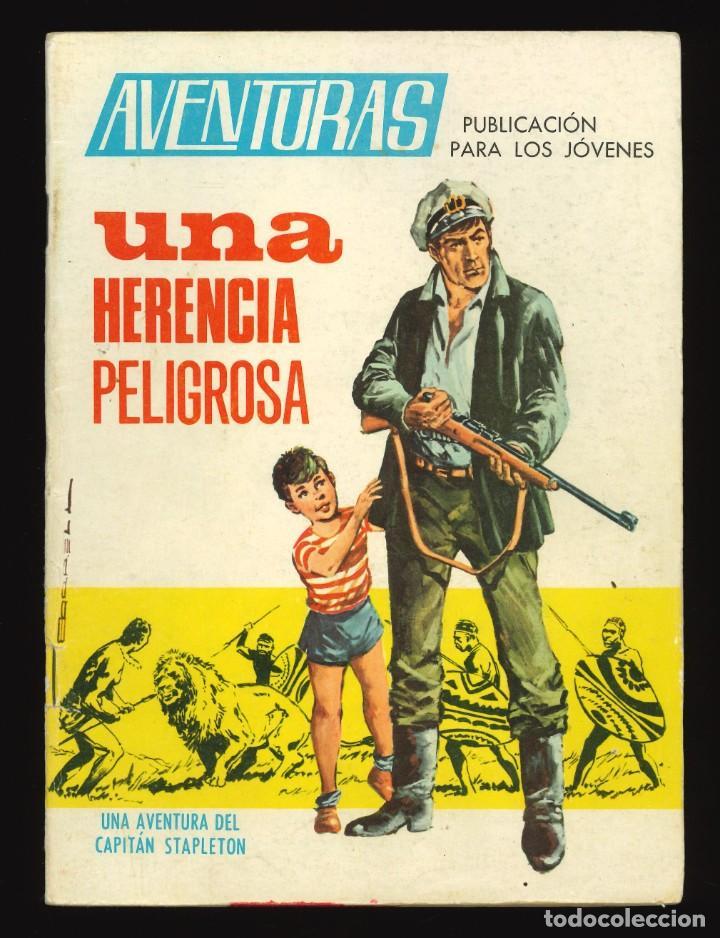 AVENTURAS - TORAY / NÚMERO 1 (Tebeos y Comics - Toray - Otros)
