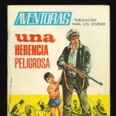 Tebeos: AVENTURAS - TORAY / NÚMERO 1. Lote 264566359