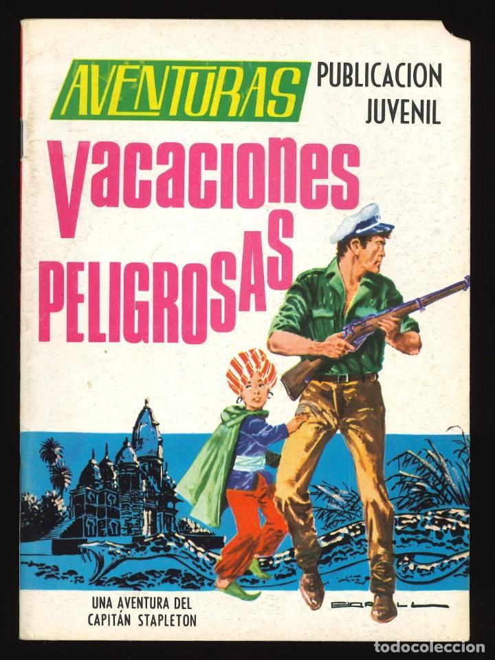 AVENTURAS - TORAY / NÚMERO 25 (Tebeos y Comics - Toray - Otros)