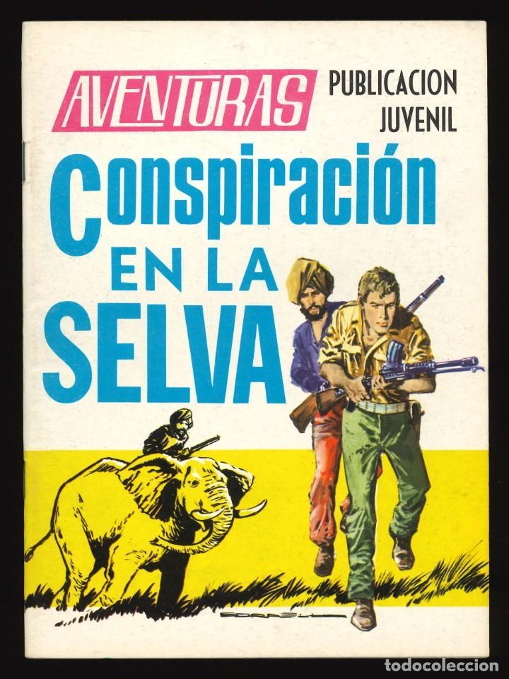 AVENTURAS - TORAY / NÚMERO 28 (Tebeos y Comics - Toray - Otros)