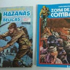 Tebeos: COMICS: HAZAÑAS BELICAS/ZONA DE COMBATE. Lote 264721824