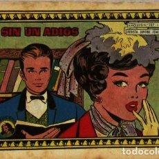 Livros de Banda Desenhada: AZUCENA - Nº 707 - SIN UN ADIOS - COMIC. Lote 265110589