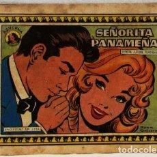 Livros de Banda Desenhada: AZUCENA - Nº 709 - SEÑORITA PANAMEÑA - COMIC. Lote 265110799