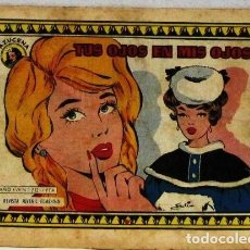 Livros de Banda Desenhada: AZUCENA - Nº 712 - TUS OJOS EN MIS OJOS - COMIC. Lote 265111294
