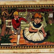Livros de Banda Desenhada: AZUCENA - Nº 719 - DOS CORAZONES - COMIC. Lote 265112424