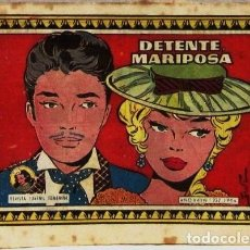 Livros de Banda Desenhada: AZUCENA - Nº 732 - DETENTE MARIPOSA - COMIC. Lote 265115899