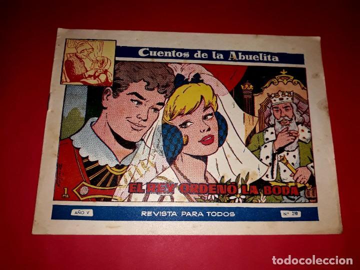 CUENTOS DE LA ABUELITA Nº 290 TORAY (Tebeos y Comics - Toray - Cuentos de la Abuelita)