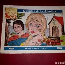 Tebeos: CUENTOS DE LA ABUELITA Nº 304 TORAY. Lote 265499474