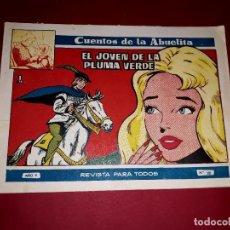 Tebeos: CUENTOS DE LA ABUELITA Nº 305 TORAY. Lote 265499979
