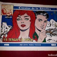 Tebeos: CUENTOS DE LA ABUELITA Nº 309 TORAY. Lote 265500554
