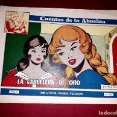 Tebeos: CUENTOS DE LA ABUELITA Nº 228 TORAY. Lote 265515454
