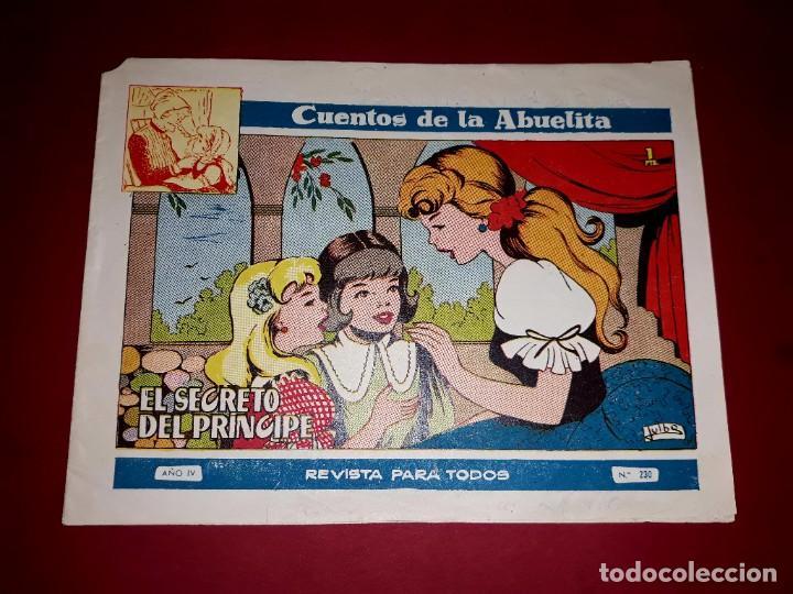 CUENTOS DE LA ABUELITA Nº 230 TORAY (Tebeos y Comics - Toray - Cuentos de la Abuelita)