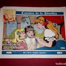 Tebeos: CUENTOS DE LA ABUELITA Nº 230 TORAY. Lote 265516219