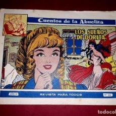 Tebeos: CUENTOS DE LA ABUELITA Nº 244 TORAY. Lote 265517034