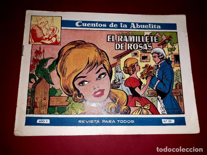 CUENTOS DE LA ABUELITA Nº 261 TORAY (Tebeos y Comics - Toray - Cuentos de la Abuelita)
