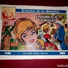 Tebeos: CUENTOS DE LA ABUELITA Nº 261 TORAY. Lote 265519479