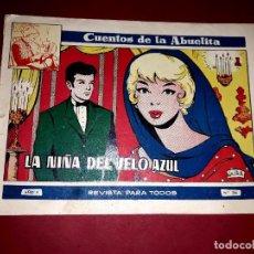 Tebeos: CUENTOS DE LA ABUELITA Nº 266 TORAY. Lote 265520464