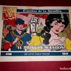 Tebeos: CUENTOS DE LA ABUELITA Nº 281 TORAY. Lote 265523164