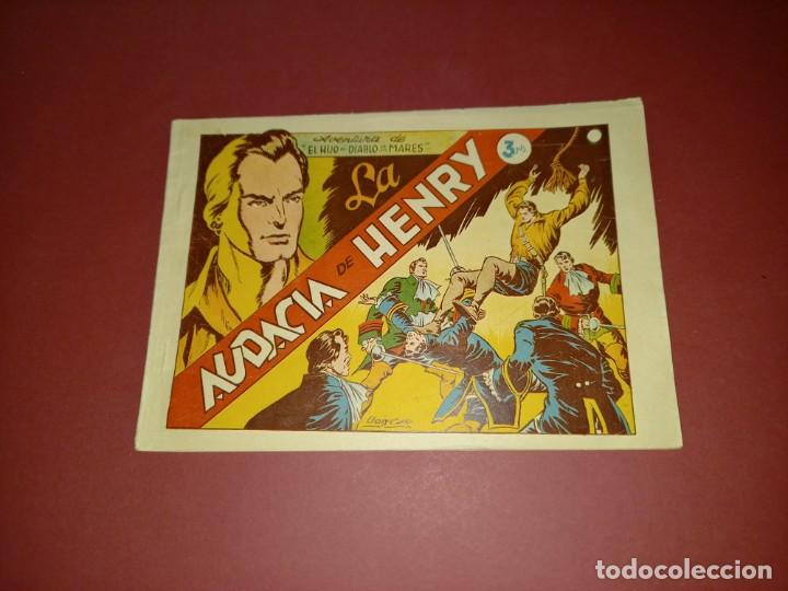 EL HIJO DE DIABLO DE LOS MARES ALBUM Nº 2 -ORIGINAL-TORAY (Tebeos y Comics - Toray - Diablo de los Mares)