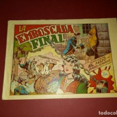 Tebeos: EL HIJO DE DIABLO DE LOS MARES ALBUM Nº 4 -ORIGINAL-TORAY. Lote 265786154