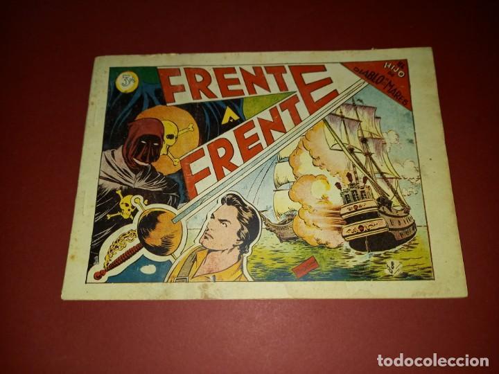 EL HIJO DE DIABLO DE LOS MARES ALBUM Nº 5 -ORIGINAL-TORAY (Tebeos y Comics - Toray - Diablo de los Mares)