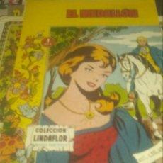 Tebeos: COLECCIÓN LINDAFLOR .EL MEDALLÓN. Lote 278409563