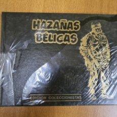 BDs: HAZAÑAS BÉLICAS TOMO 9 , EDICIÓN COLECCIONISTAS, TORAY FONDOS EDITORIALES. Lote 266647803