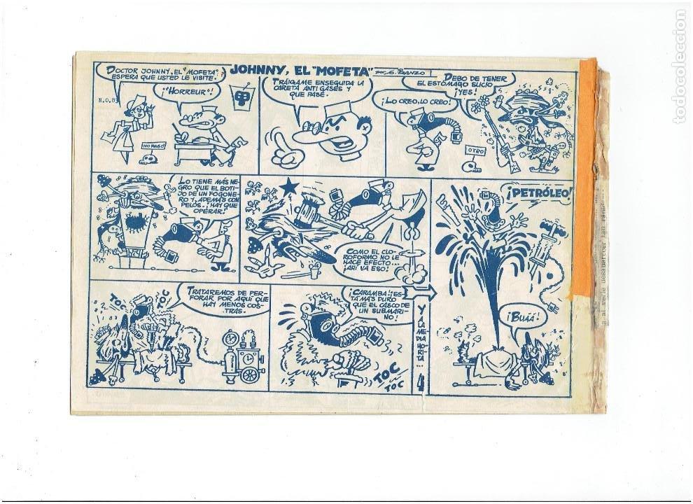 Tebeos: Archivo * DICK RELAMPAGO Nº 2, 4, 7, 16, 27, * EDICIONES TORAY 1961 * ORIGINALES * - Foto 13 - 213738451