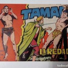 Tebeos: TEBEO TAMAR Nº 152 LA REDADA. Lote 267294464
