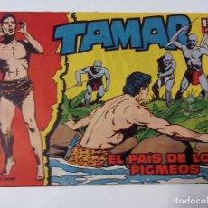 BDs: TEBEO TAMAR Nº 75 EL PAIS DE LOS PIGMEOS. Lote 267294614