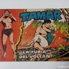 BDs: TEBEO TAMAR Nº 74 LA FURIA DEL VOLCAN. Lote 267294664