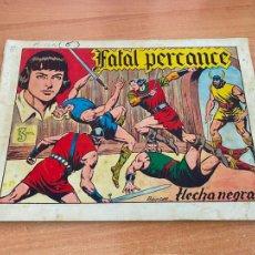 Tebeos: FLECHA NEGRA ALBUM Nº 5 V FATAL PERCANCE (ORIGINAL TORAY) (COIB61). Lote 267816464