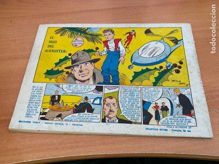 Tebeos: MUNDO FUTURO ALMANAQUE PARA 1957 (ORIGINAL TORAY) (COIB61) - Foto 2 - 268028989