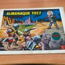 Tebeos: MUNDO FUTURO ALMANAQUE PARA 1957 (ORIGINAL TORAY) (COIB61). Lote 268028989