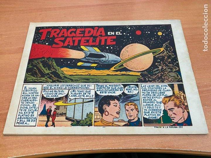 Tebeos: MUNDO FUTURO ALMANAQUE PARA 1956 (ORIGINAL TORAY) (COIB61) - Foto 2 - 268029614