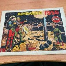 Tebeos: MUNDO FUTURO ALMANAQUE PARA 1956 (ORIGINAL TORAY) (COIB61). Lote 268029614