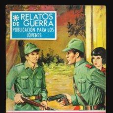 Tebeos: RELATOS DE GUERRA - TORAY / NÚMERO 156. Lote 268851179
