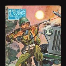 Tebeos: RELATOS DE GUERRA - TORAY / NÚMERO 164. Lote 268851239