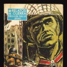 Tebeos: RELATOS DE GUERRA - TORAY / NÚMERO 167. Lote 268851304