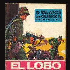 Tebeos: RELATOS DE GUERRA - TORAY / NÚMERO 178. Lote 268851449