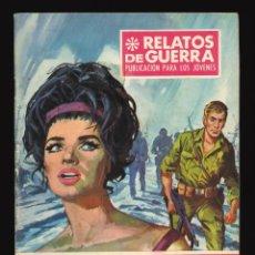 Tebeos: RELATOS DE GUERRA - TORAY / NÚMERO 180. Lote 268851534