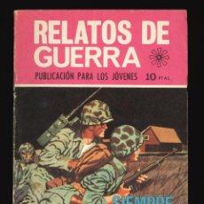 Tebeos: RELATOS DE GUERRA - TORAY / NÚMERO 182. Lote 268851784