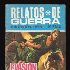 Tebeos: RELATOS DE GUERRA - TORAY / NÚMERO 188. Lote 268852139