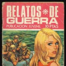 Tebeos: RELATOS DE GUERRA - TORAY / NÚMERO 195. Lote 268852399
