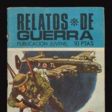 Tebeos: RELATOS DE GUERRA - TORAY / NÚMERO 197. Lote 268852524
