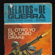 Tebeos: RELATOS DE GUERRA - TORAY / NÚMERO 200. Lote 268852689