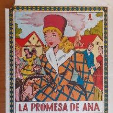 Tebeos: CUENTOS DE LA ABUELITA Nº 127. LA PROMESA DE ANA. TORAY. BUEN ESTADO. Lote 268871739