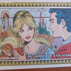 Tebeos: AZUCENA Nº 805. UN JARDÍN DE ENSUEÑO. TORAY. BUEN ESTADO. Lote 268873434