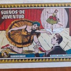 Tebeos: AZUCENA Nº 612. SUEÑOS DE JUVENTUD. TORAY. NORMAL ESTADO. Lote 268874014